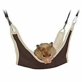 Odpočívadlo-závěs pro křečka/myš 18x18cm TR 1ks