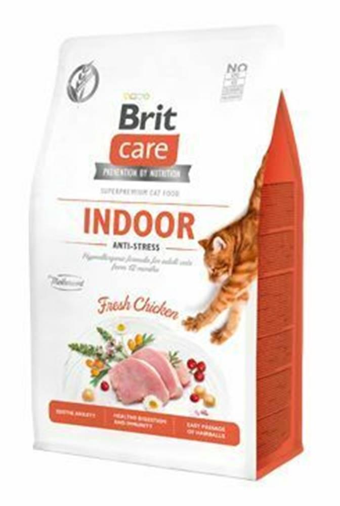 Brit Care Brit Care Cat GF Indoor Anti-stress, 0,4kg
