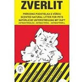Zverlit červený hrubá s vôňou Podestýlka mačka 10kg