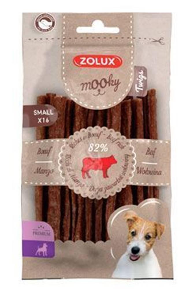 Zolux Pochúťka Mook Premium hovädzie S 16ks Zolux