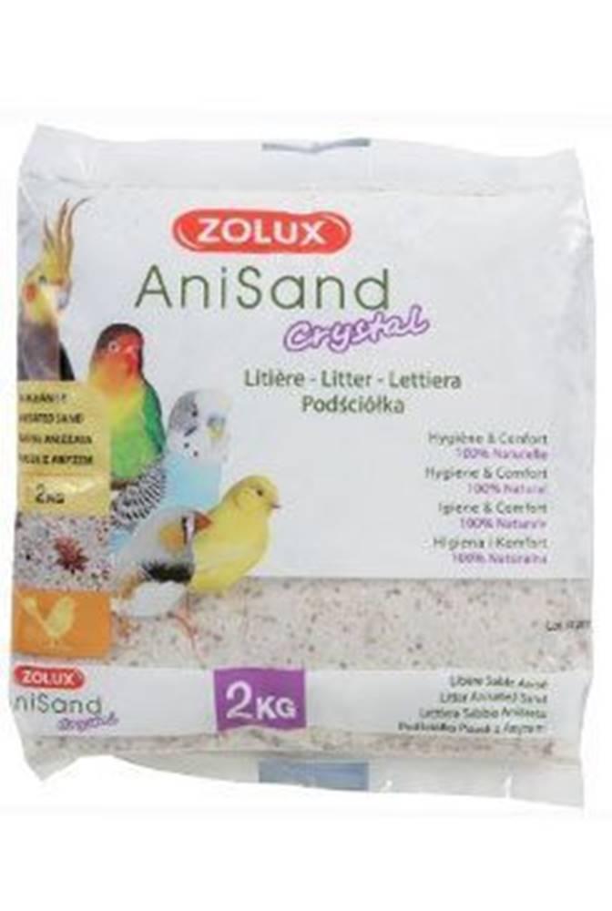 Zolux AniSand Crystal 2kg