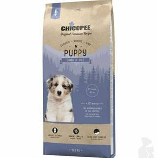 Chicopee Classic Nature Puppy Lamb-Rice 2kg