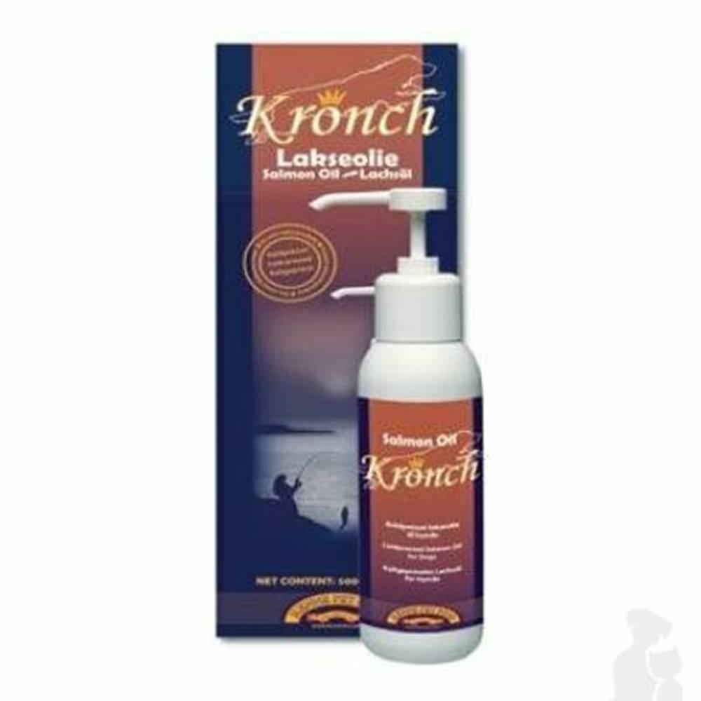 Kronch KRONCH SalmonCa olej pre psov a mačky 500ml