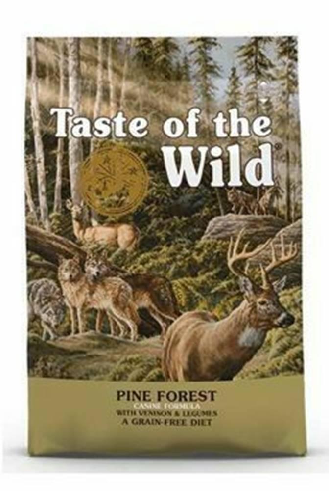 Taste of the Wild Petfood Taste of the Wild Pine Forest 12,2kg