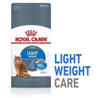 ROYAL CANIN Light Weight Care 400g diétne granule pre mačky