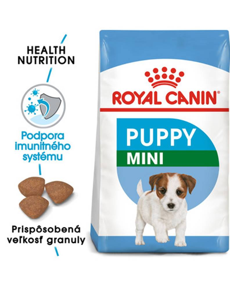 fera ROYAL CANIN Mini Puppy 8kg granule pre malé šteňatá