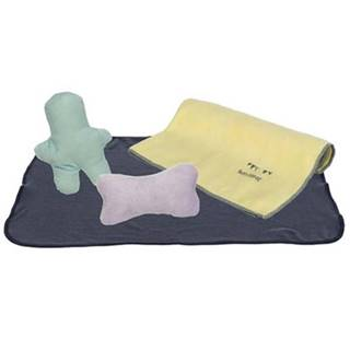TRIXIE Junior súprava (deka, 2 hračky, uterák)