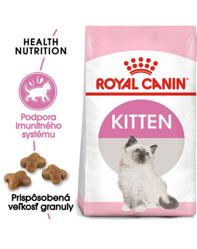 fera ROYAL CANIN Kitten 400g granule pre mačiatka