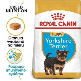 ROYAL CANIN Yorkshire Puppy 2 x 7.5 kg granule pre šteňa jorkšíra