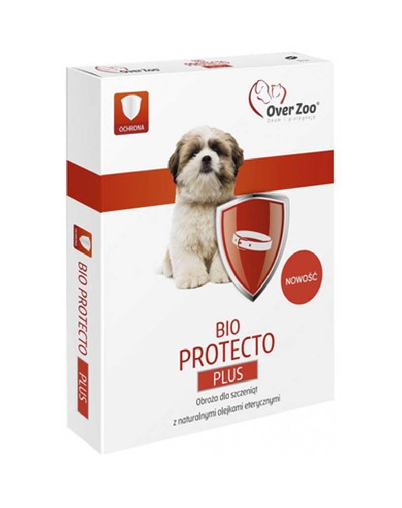 fera OVER ZOO Bio Protecto Plus 35 cm ochranný obojok pre šteňatá