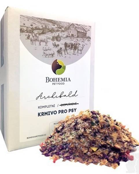 Granule Bohemia Pet Food