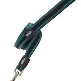 Vodítko BUSTER AIRmesh reflexné L / XL 180cm / 25mm zelené