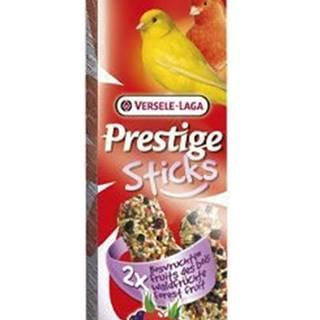 VL Tyčinky pro kanáry Prestige Lesní plody 2x30g