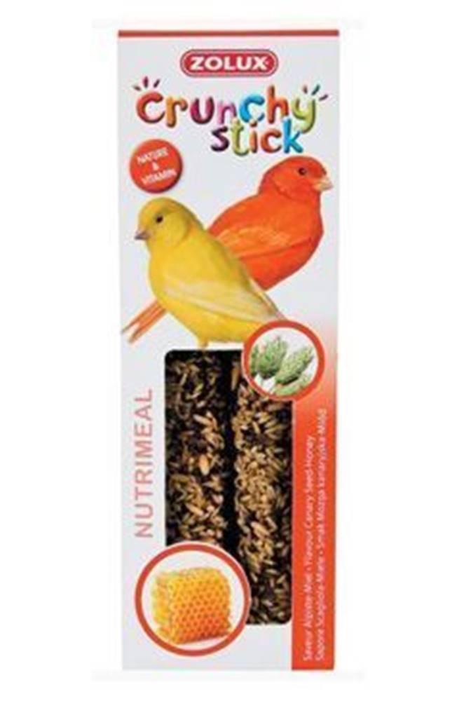 Zolux Crunchy Stick Canary Zrní / Med 2ks Zolux
