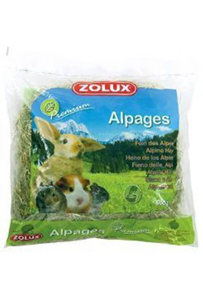 Zolux Seno Alpine Premium 500g Zolux