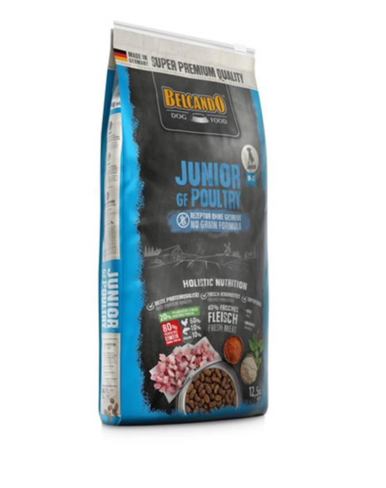 fera BELCANDO Finest Grain Free Junior M-XL 12.5 kg granule pre šteniatka