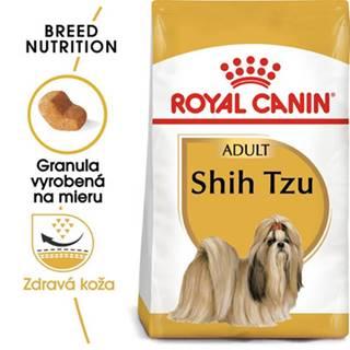 ROYAL CANIN Shih Tzu Adult 2 x 7.5 kg granule pre dospelého Shih Tzu