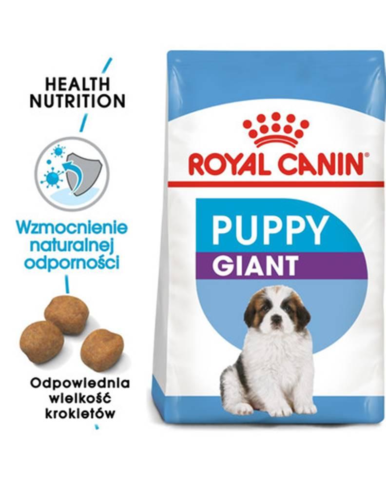 fera ROYAL CANIN Giant Puppy 1 kg granule pre šteňatá obrích rás