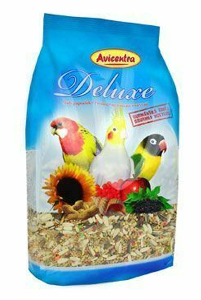 Avicentra Avicentra Deluxe malý papagáj 1kg