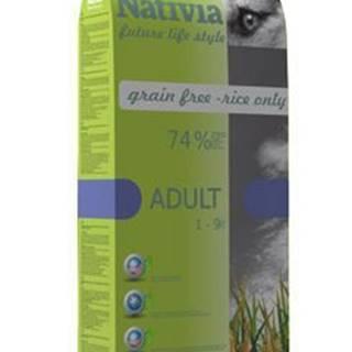 Nativia Dog Adult 15kg