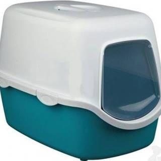 WC kočka kryté domek VICO 40x40x56 TR tyrkysová