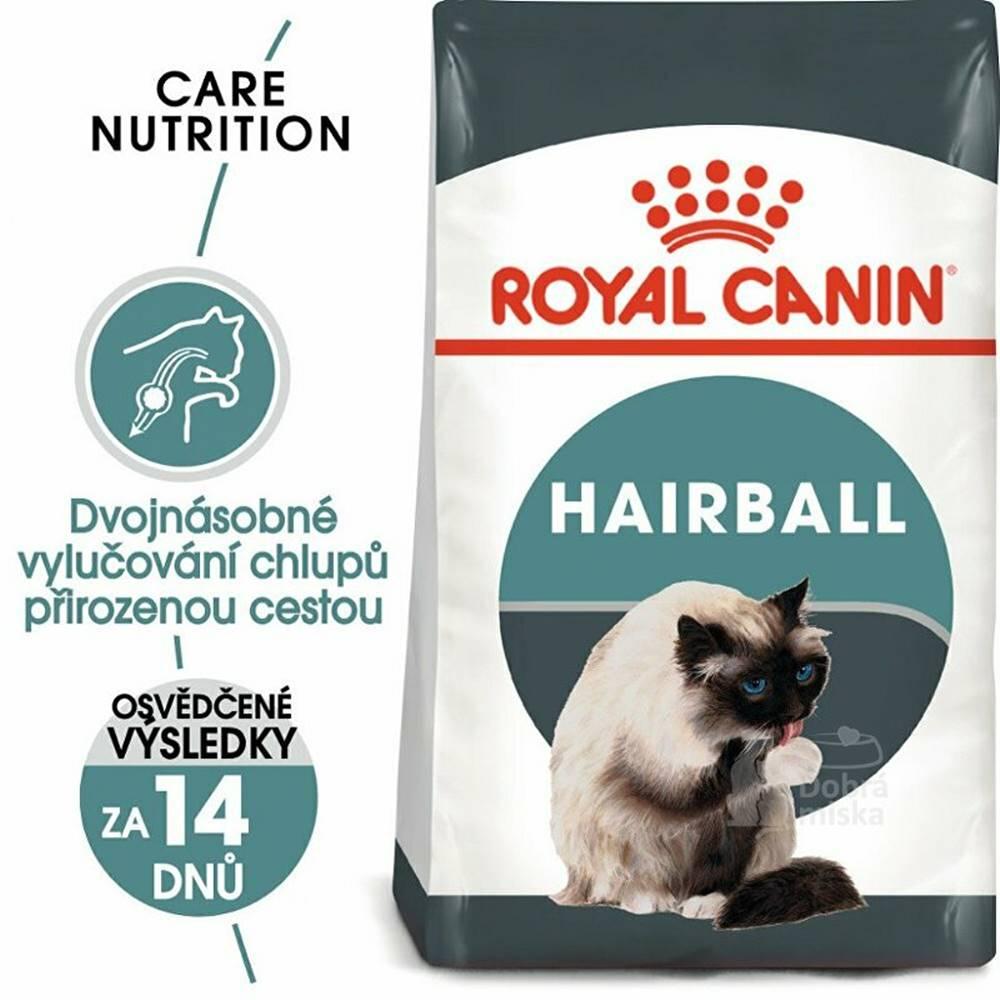 Royal Canin Royal canin Kom.  Feline Int. Hairball  400g
