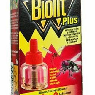 Biolit náhradní tek.náplň proti komárům a mouchám 31ml