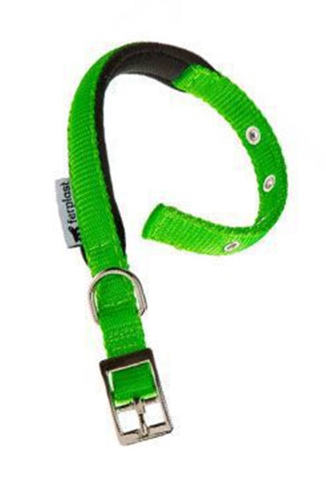Ferplast Obojek nylon DAYTONA C 45cmx25mm zelený FP 1ks