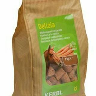 Pochúťka pre kone Delizia mrkvu 1kg