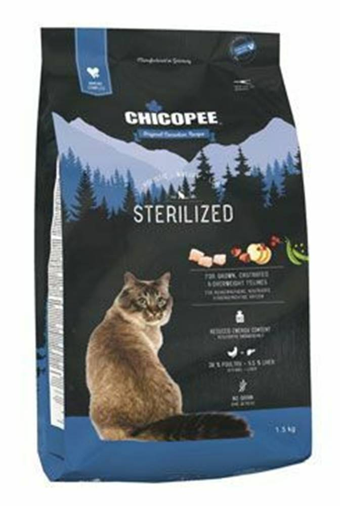CHICOPEE Chicopee Cat HNL Sterilized  1,5kg