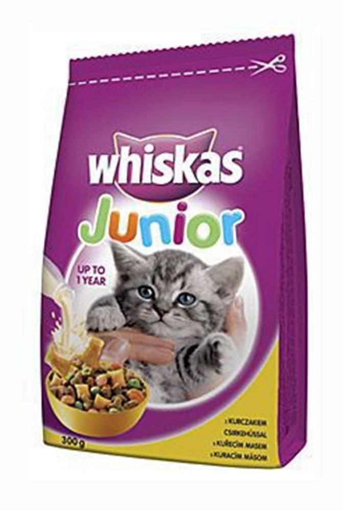 Whiskas Whiskas Dry Junior s kuřecím masem 300g