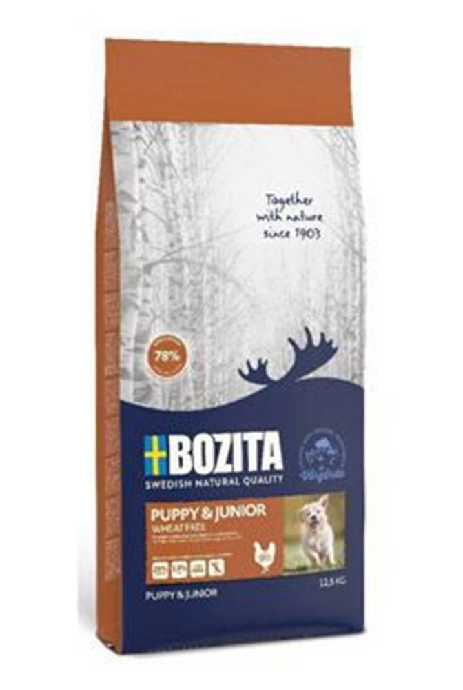 Bozita Bozita DOG Puppy & Junior Wheat Free 2kg