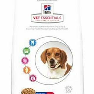 Hill's Can.Dry VE MatureAd Dental Med&Large Chick 10kg