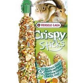 VL Crispy Sticks pre škrečky / veveričky Exot.ovoce 110g