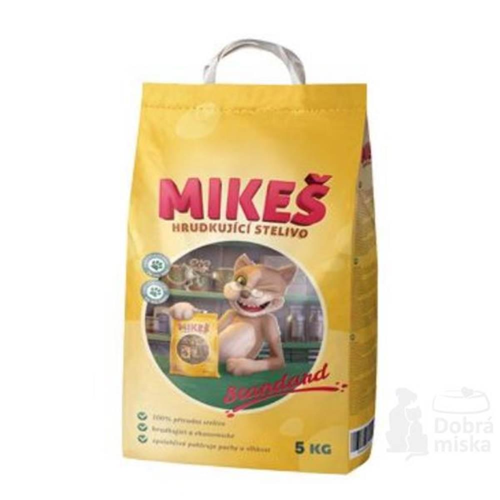 Mikeš Mikeš standard Podestýlka kočka pohlc. pachu 5kg