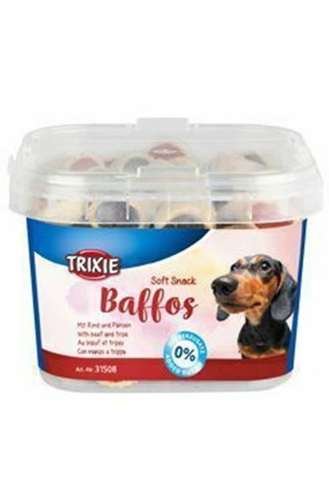 Trixie Trixie BAFFOS mini kolečka hovězí/dršť 140g