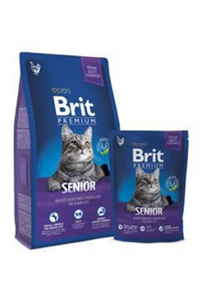 Brit Brit Premium Cat Senior 800g