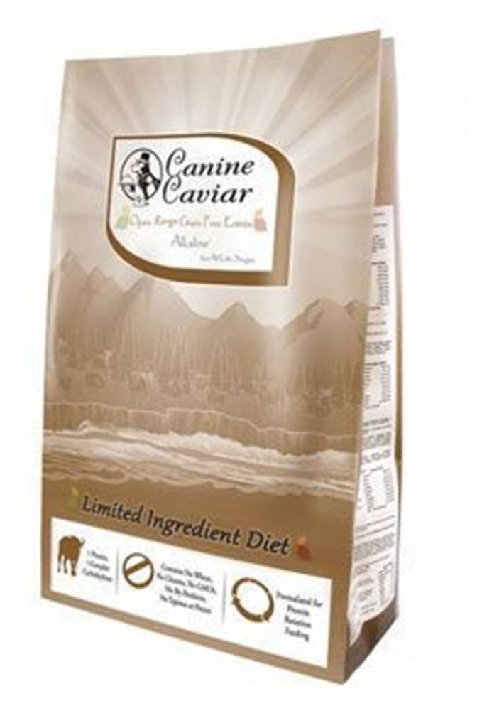 Canine caviar Canine Caviar Range GF Alkaline (byvol) 2kg