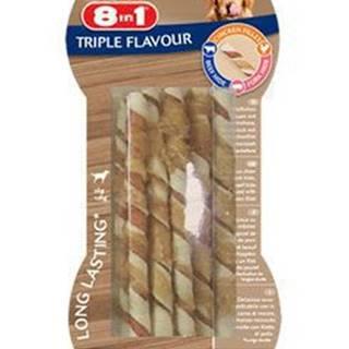 Pochoutka 8in1 Triple Flavour sticks (10ks)