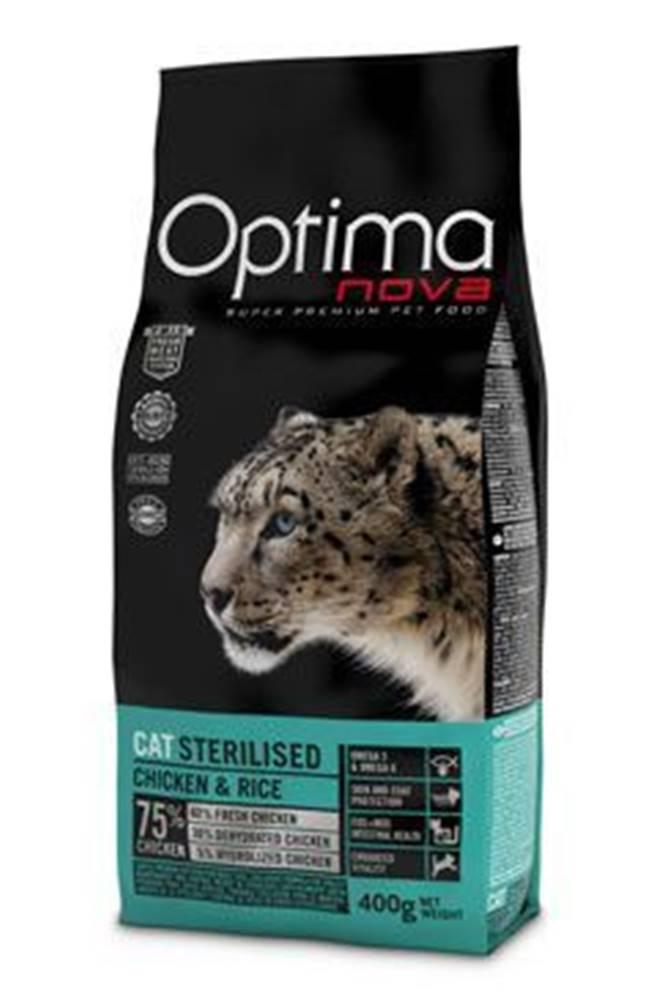 Optima Nova Optima Nova Cat Sterilised 8kg