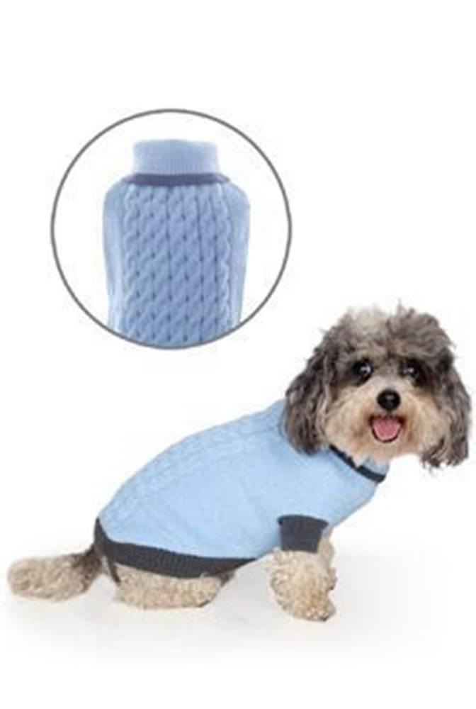 Tommi Svetr Liverpool pro psy modrý 30cm