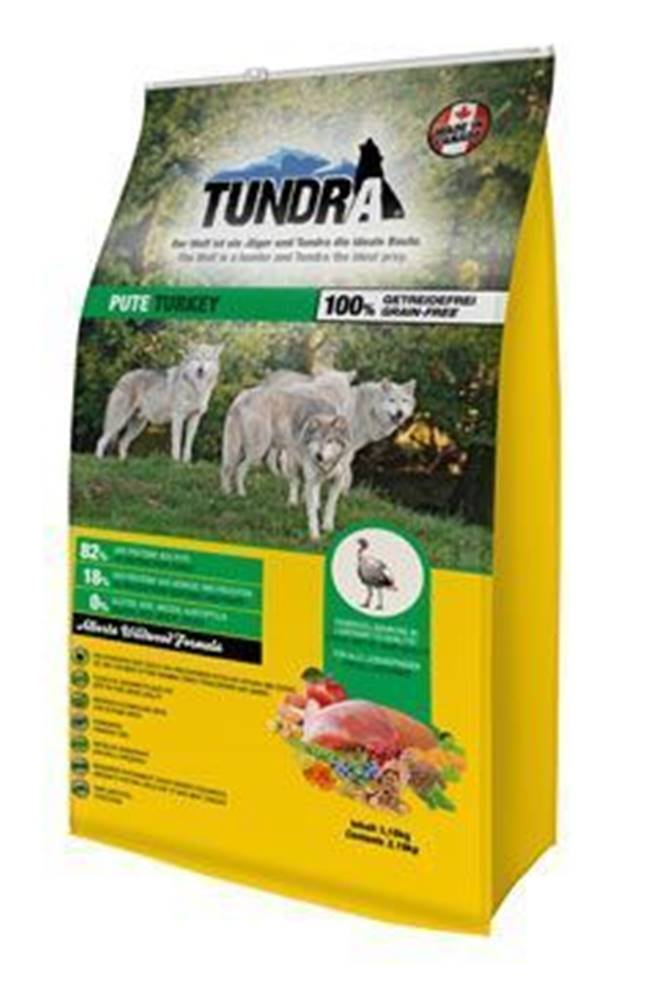 Tundra Tundra Dog Turkey Alberta Wildwood Formula 3,18 kg