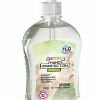 H2O COOL disiCLEAN HAND DISINFECTION 0,5l
