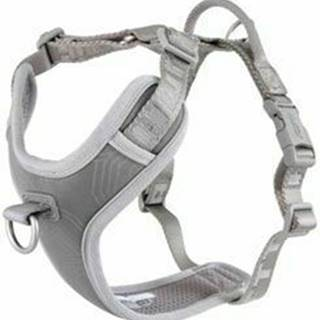 Postroj Hurtta Venture No-Pull šedý 80-100cm