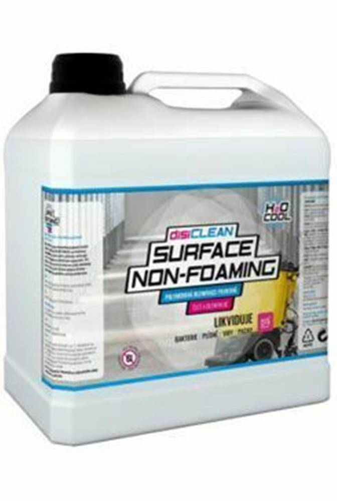 Ostatní H2O COOL disiCLEAN SURFACE non-foaming 5l