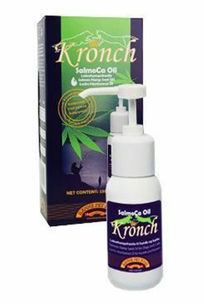 Kronch KRONCH SalmonCa olej pre psov a mačky 250ml