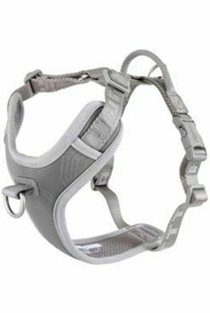 Hurtta Postroj Hurtta Venture No-Pull šedý 80-100cm