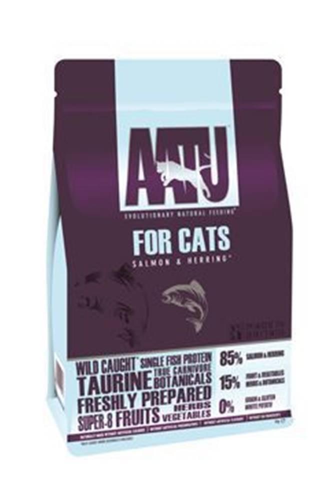 AATU AATU Cat 85/15 Salmon & Herring 1kg