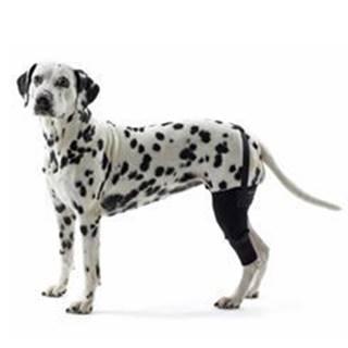 Bandáž na koleno pro psa KRURehab S Levá