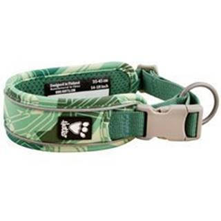Obojok Hurtta Weekend Warrior zelený camo 35-45cm